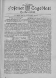 Posener Tageblatt. Handelsblatt 1895.01.19 Jg.34