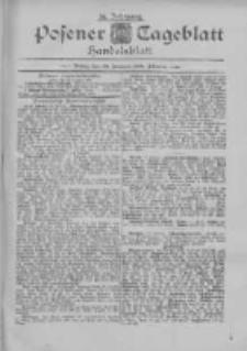 Posener Tageblatt. Handelsblatt 1895.01.22 Jg.34