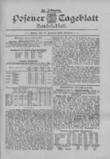 Posener Tageblatt. Handelsblatt 1895.01.23 Jg.34
