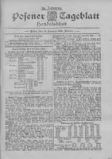 Posener Tageblatt. Handelsblatt 1895.01.24 Jg.34