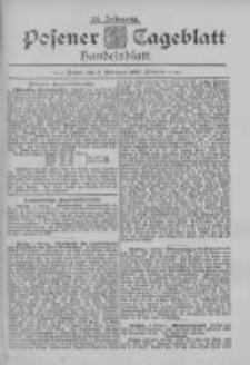 Posener Tageblatt. Handelsblatt 1895.02.02 Jg.34