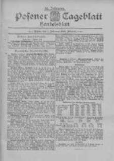 Posener Tageblatt. Handelsblatt 1895.02.07 Jg.34