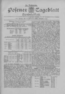 Posener Tageblatt. Handelsblatt 1895.02.08 Jg.34