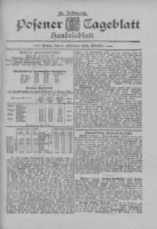 Posener Tageblatt. Handelsblatt 1895.02.11 Jg.34