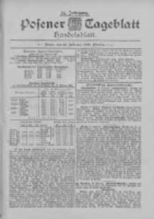 Posener Tageblatt. Handelsblatt 1895.02.18 Jg.34