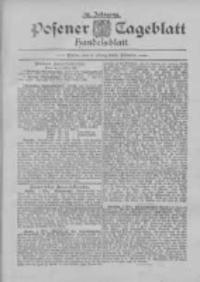 Posener Tageblatt. Handelsblatt 1895.03.02 Jg.34