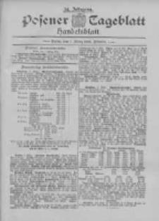Posener Tageblatt. Handelsblatt 1895.03.07 Jg.34