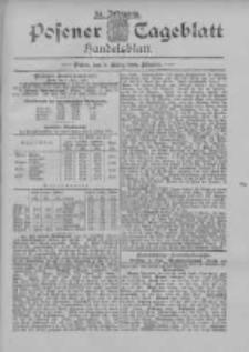 Posener Tageblatt. Handelsblatt 1895.03.08 Jg.34
