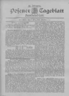 Posener Tageblatt. Handelsblatt 1895.03.09 Jg.34