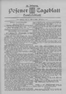Posener Tageblatt. Handelsblatt 1895.03.12 Jg.34
