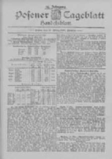 Posener Tageblatt. Handelsblatt 1895.03.18 Jg.34