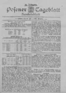 Posener Tageblatt. Handelsblatt 1895.03.20 Jg.34