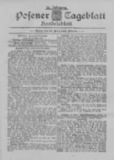Posener Tageblatt. Handelsblatt 1895.03.26 Jg.34
