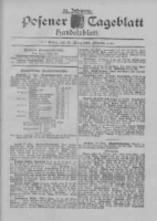 Posener Tageblatt. Handelsblatt 1895.03.28 Jg.34