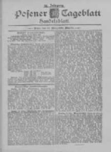 Posener Tageblatt. Handelsblatt 1895.03.30 Jg.34