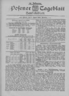 Posener Tageblatt. Handelsblatt 1895.04.03 Jg.34