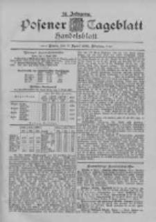 Posener Tageblatt. Handelsblatt 1895.04.05 Jg.34