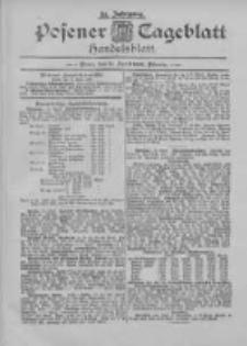 Posener Tageblatt. Handelsblatt 1895.04.11 Jg.34