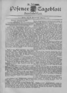 Posener Tageblatt. Handelsblatt 1895.04.23 Jg.34