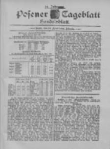 Posener Tageblatt. Handelsblatt 1895.04.24 Jg.34