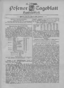 Posener Tageblatt. Handelsblatt 1895.04.25 Jg.34