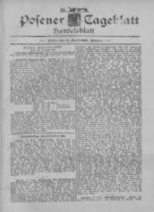 Posener Tageblatt. Handelsblatt 1895.04.27 Jg.34