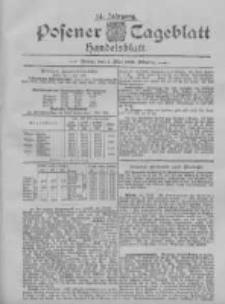 Posener Tageblatt. Handelsblatt 1895.05.01 Jg.34