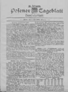 Posener Tageblatt. Handelsblatt 1895.05.08 Jg.34