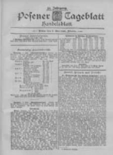 Posener Tageblatt. Handelsblatt 1895.05.09 Jg.34