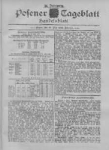 Posener Tageblatt. Handelsblatt 1895.05.10 Jg.34