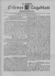 Posener Tageblatt. Handelsblatt 1895.05.11 Jg.34