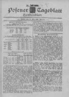 Posener Tageblatt. Handelsblatt 1895.05.13 Jg.34