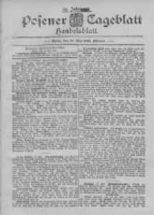 Posener Tageblatt. Handelsblatt 1895.05.14 Jg.34