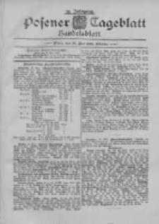 Posener Tageblatt. Handelsblatt 1895.05.16 Jg.34