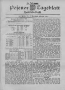 Posener Tageblatt. Handelsblatt 1895.05.17 Jg.34