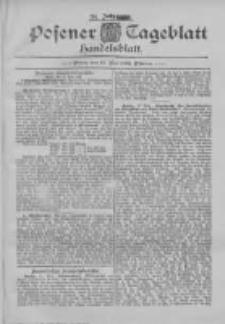 Posener Tageblatt. Handelsblatt 1895.05.18 Jg.34