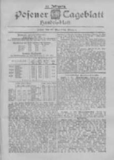 Posener Tageblatt. Handelsblatt 1895.05.20 Jg.34
