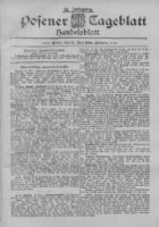 Posener Tageblatt. Handelsblatt 1895.05.21 Jg.34