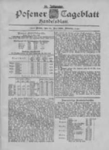 Posener Tageblatt. Handelsblatt 1895.05.24 Jg.34