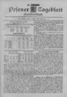 Posener Tageblatt. Handelsblatt 1895.05.27 Jg.34