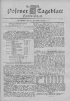 Posener Tageblatt. Handelsblatt 1895.05.30 Jg.34