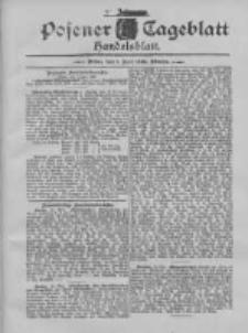 Posener Tageblatt. Handelsblatt 1895.06.01 Jg.34