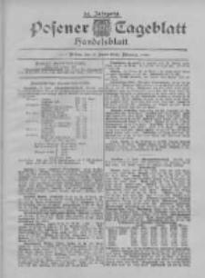 Posener Tageblatt. Handelsblatt 1895.06.06 Jg.34