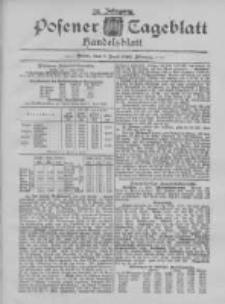 Posener Tageblatt. Handelsblatt 1895.06.07 Jg.34