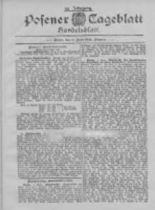Posener Tageblatt. Handelsblatt 1895.06.08 Jg.34