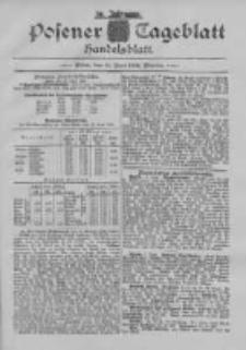 Posener Tageblatt. Handelsblatt 1895.06.10 Jg.34
