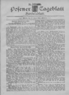 Posener Tageblatt. Handelsblatt 1895.06.11 Jg.34