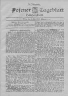 Posener Tageblatt. Handelsblatt 1895.06.18 Jg.34