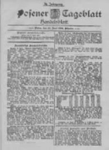 Posener Tageblatt. Handelsblatt 1895.06.20 Jg.34