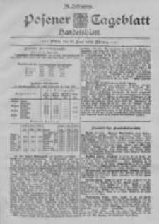 Posener Tageblatt. Handelsblatt 1895.06.21 Jg.34
